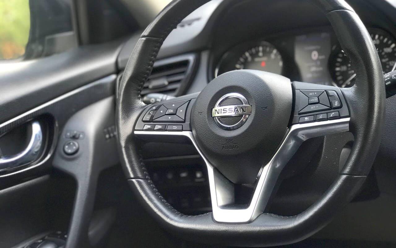 Nissan Rogue Sl 2018 фото №15