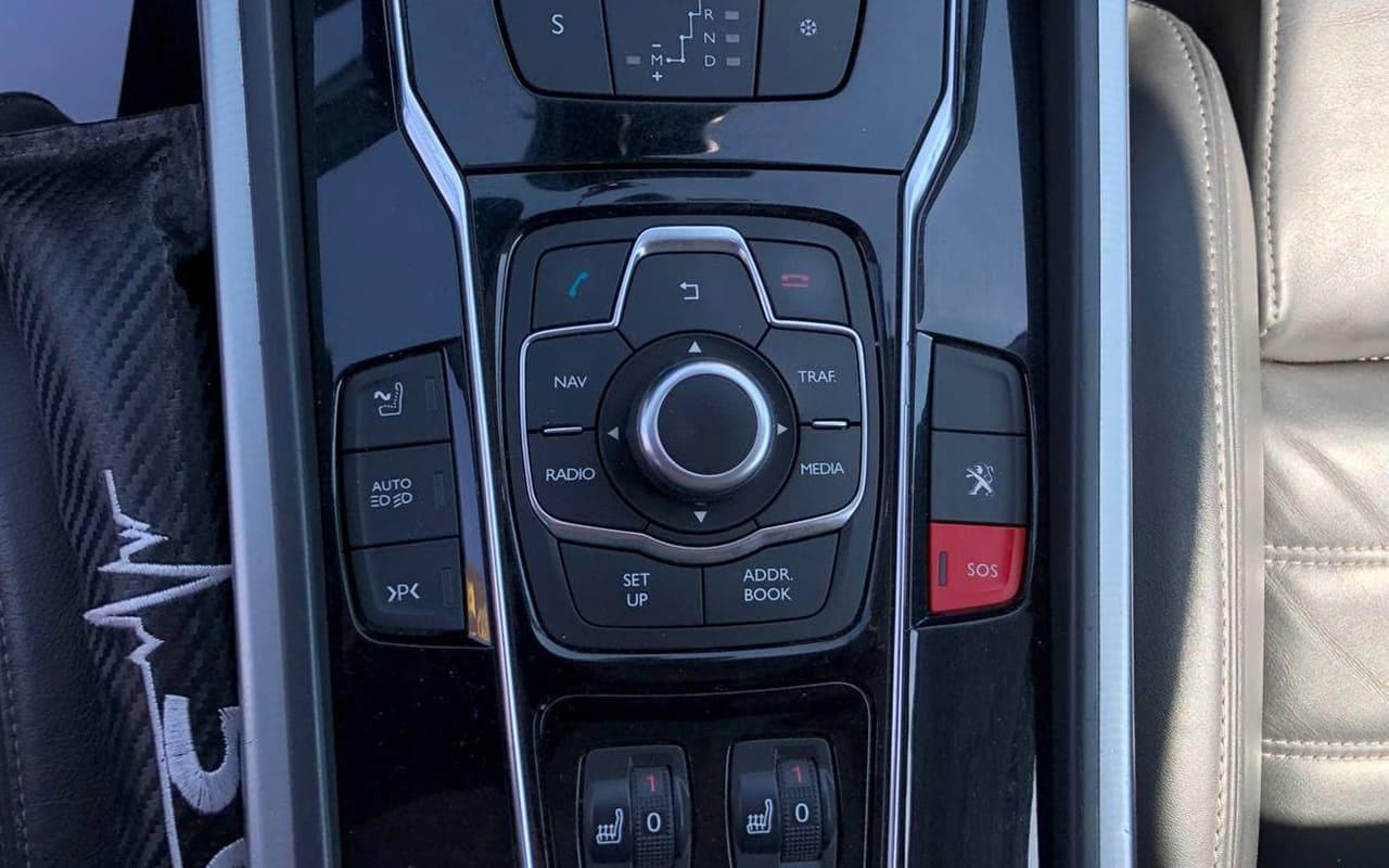 Peugeot 508 GT 2014 фото №16