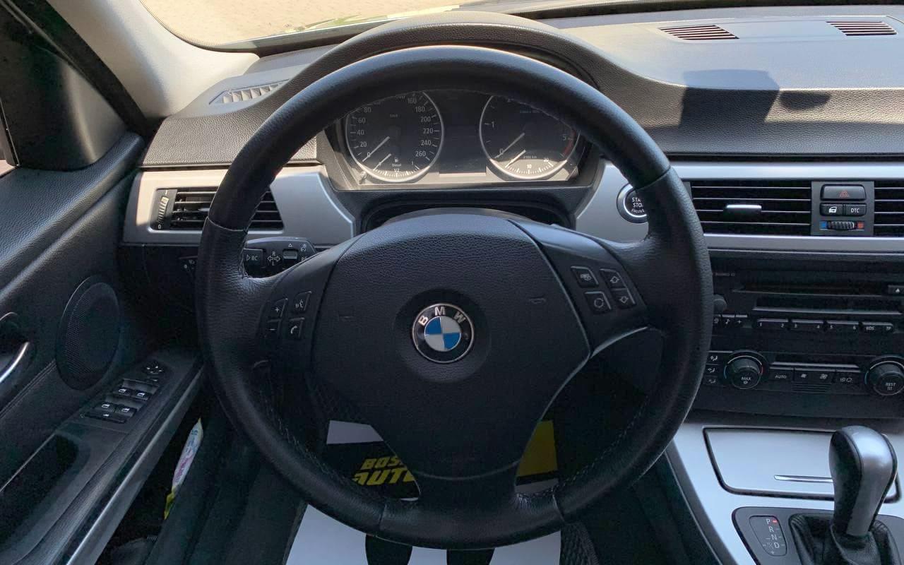 BMW 320 2006 фото №16