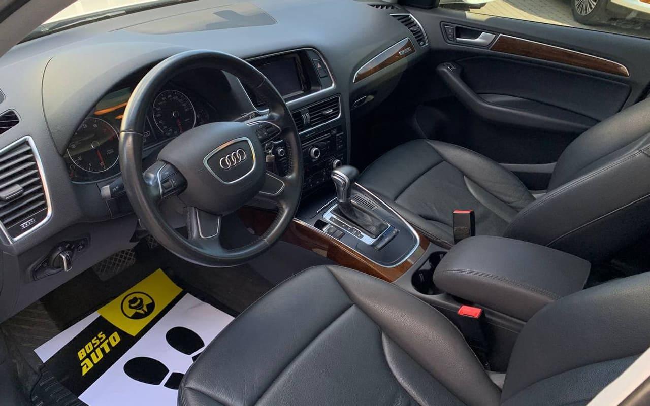 Audi Q5 Premium 2015 фото №16