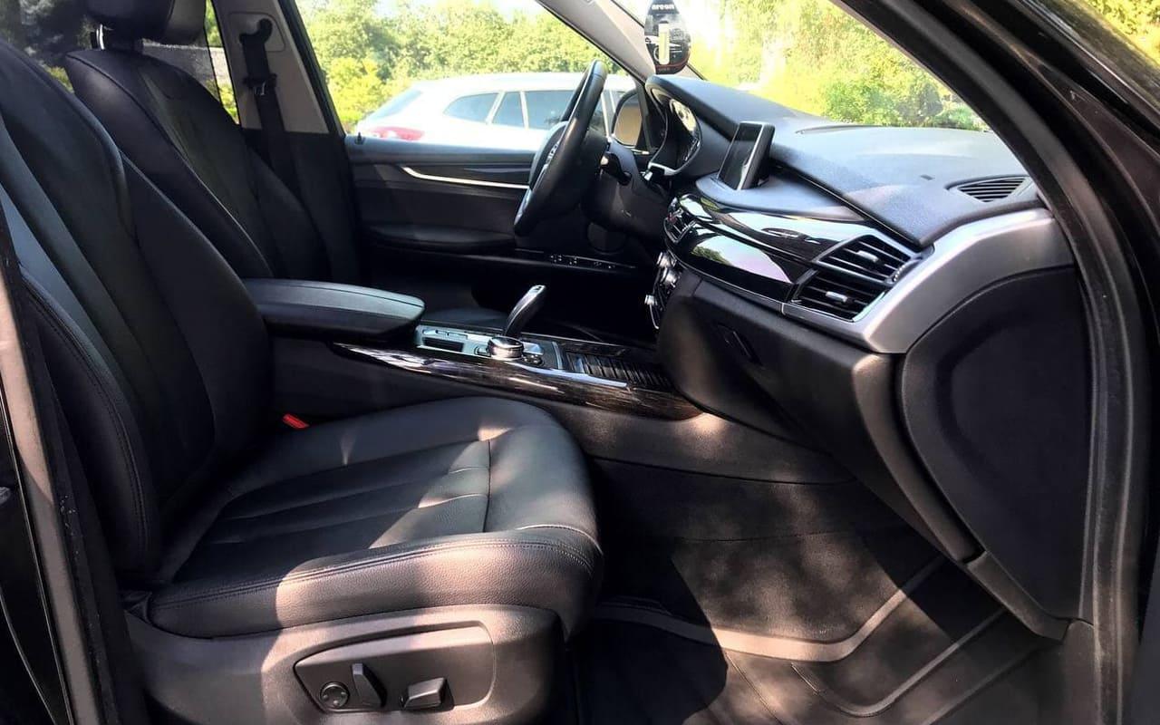 BMW X5 2014 фото №19