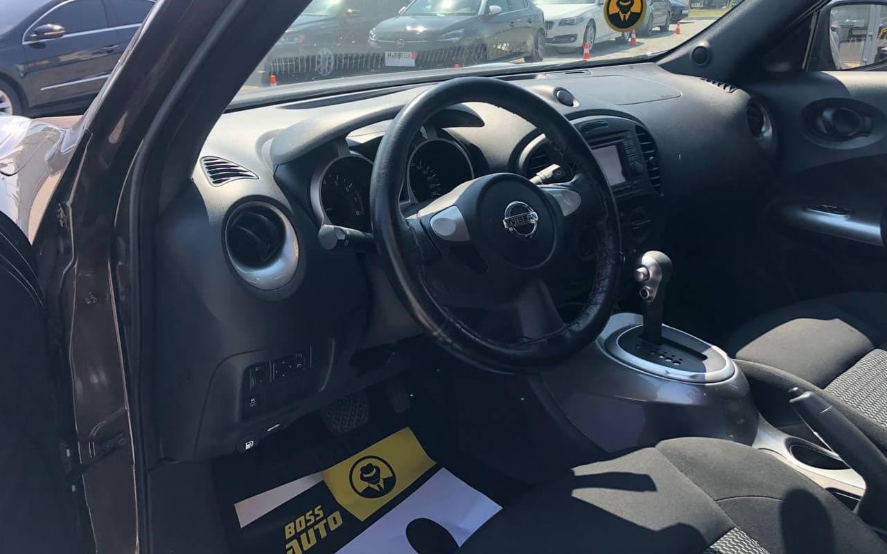 Nissan Juke 2018 фото №9