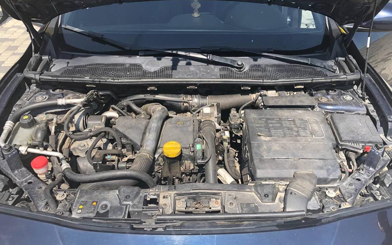 Renault Fluence 2011 фото №15