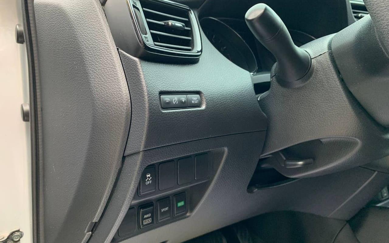 Nissan Rogue S 2017 фото №15