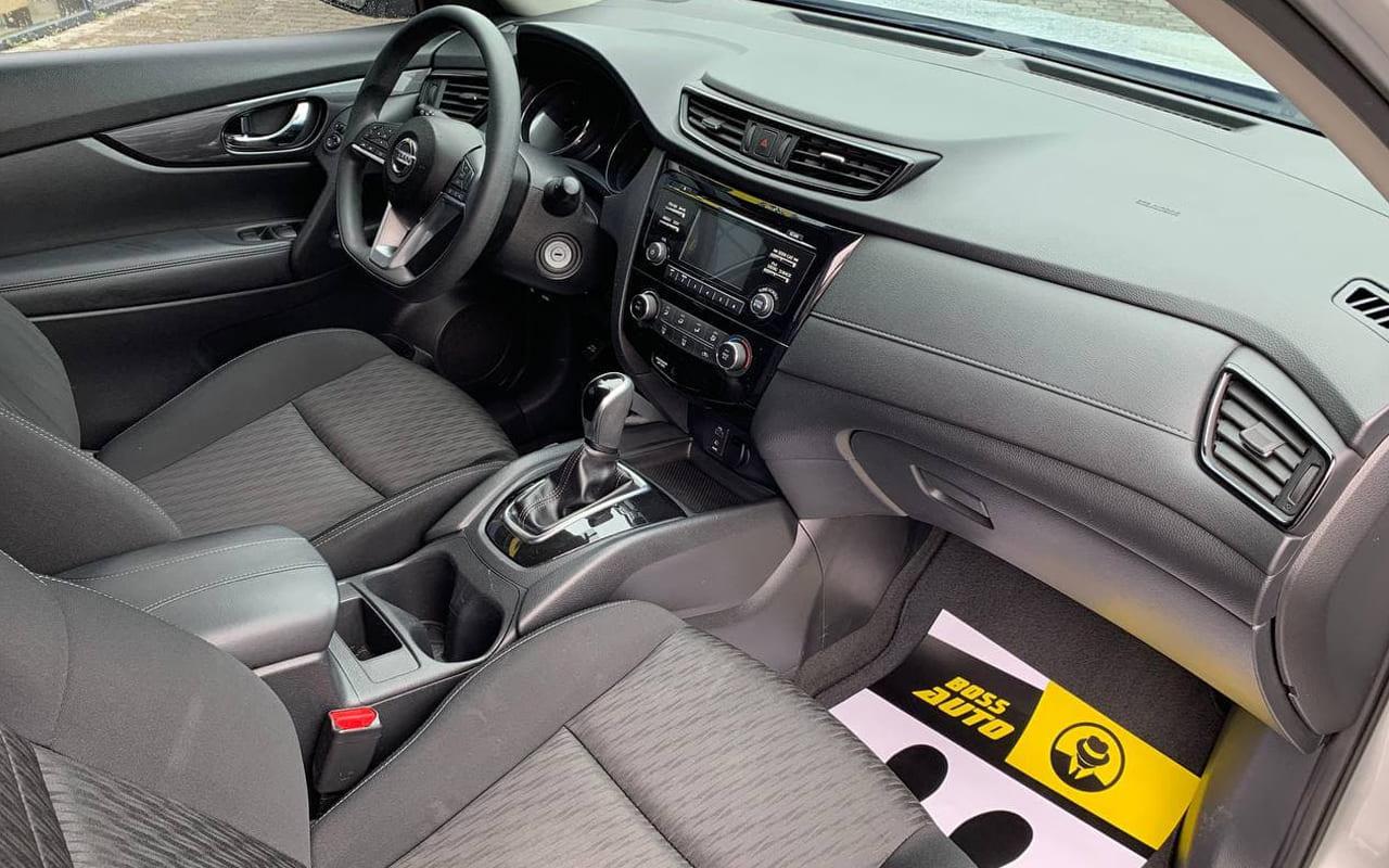 Nissan Rogue S 2017 фото №16