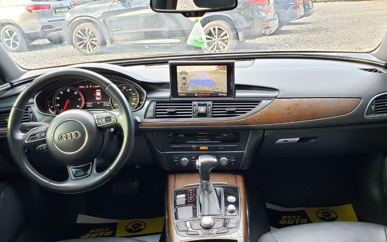 Audi A6 2014 фото №14