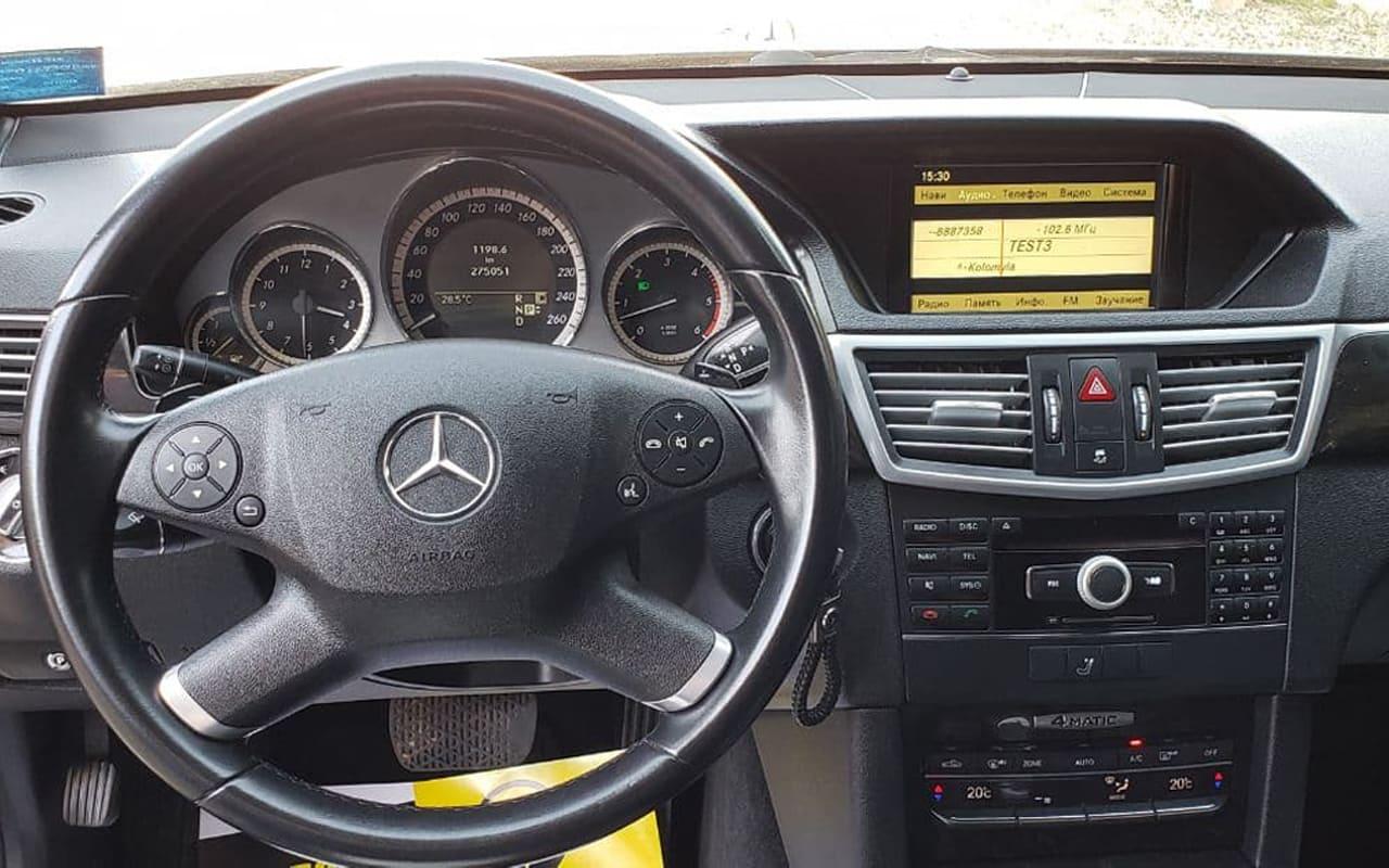 Mercedes-Benz E 350 2010 фото №10
