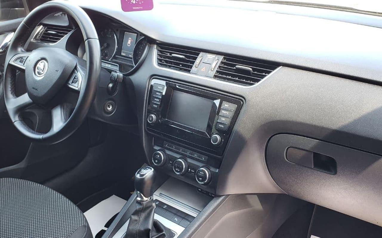 Skoda Octavia A7 2014 фото №15