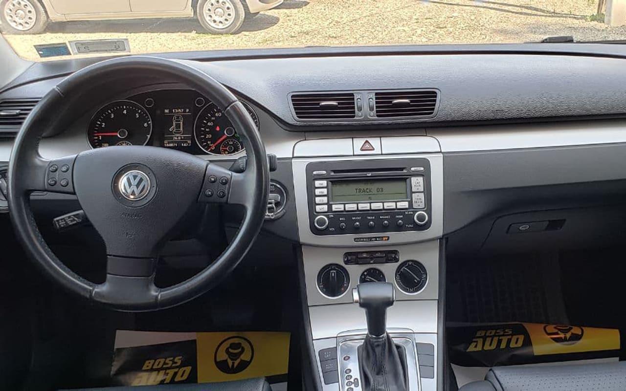 Volkswagen Passat 2009 фото №11