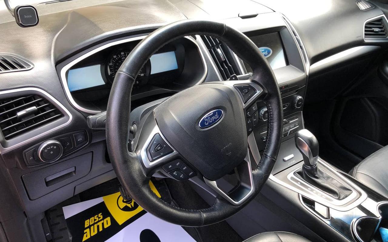 Ford Edge SEL 2016 фото №18