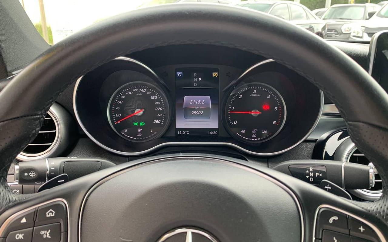 Mercedes-Benz C 250 2016 фото №17