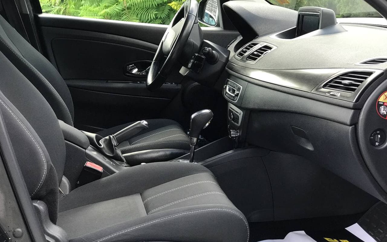 Renault Megane 2014 фото №14