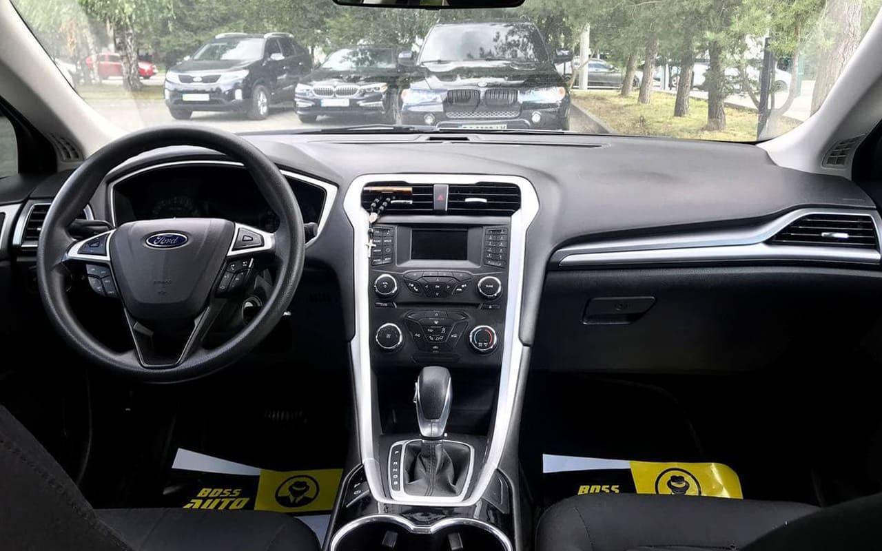 Ford Fusion Se 2016 фото №14