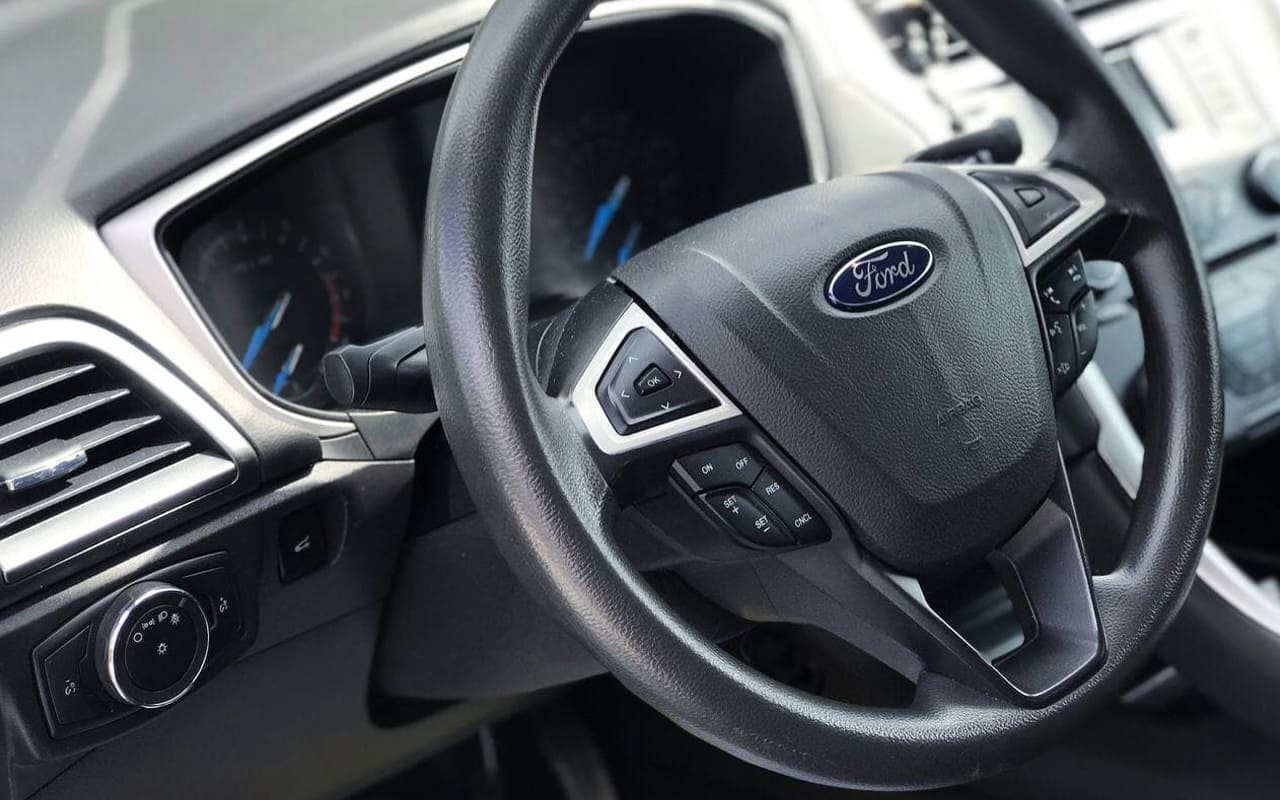 Ford Fusion Se 2016 фото №15