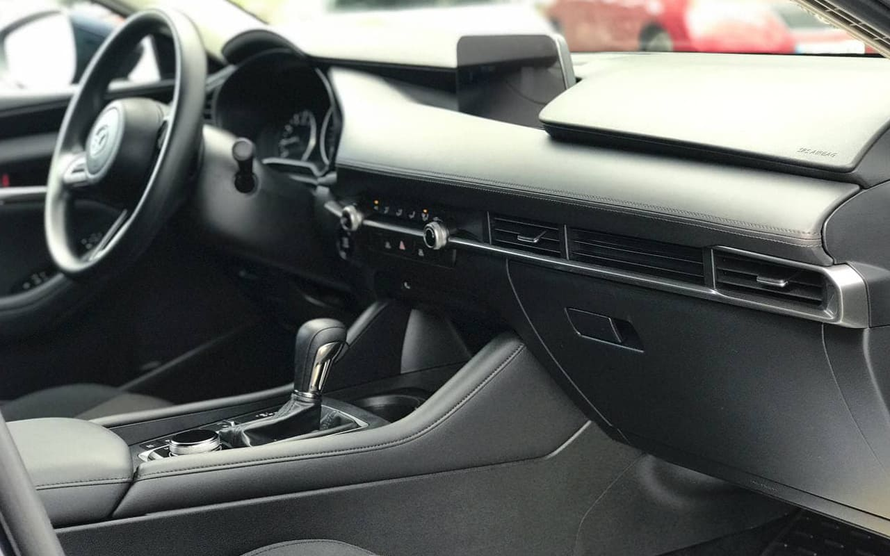 Mazda 3 S 2020 фото №14
