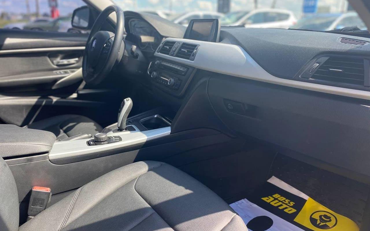 BMW 328 2013 фото №17