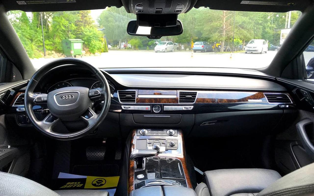 Audi A8 Long 2014 фото №17