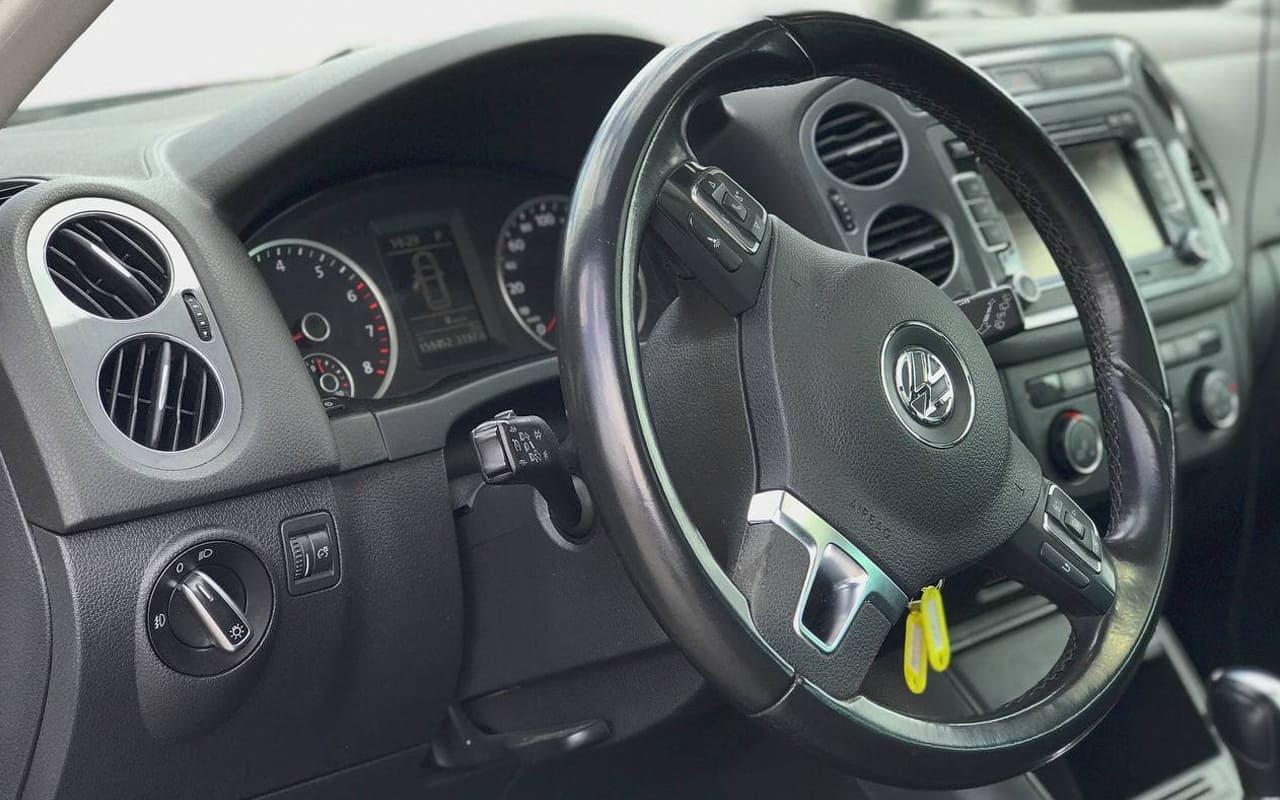 Volkswagen Tiguan 2013 фото №16