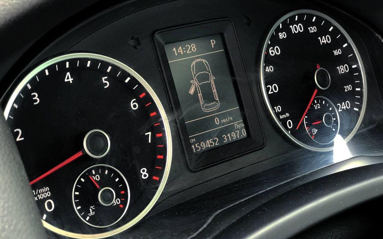 Volkswagen Tiguan 2013 фото №17