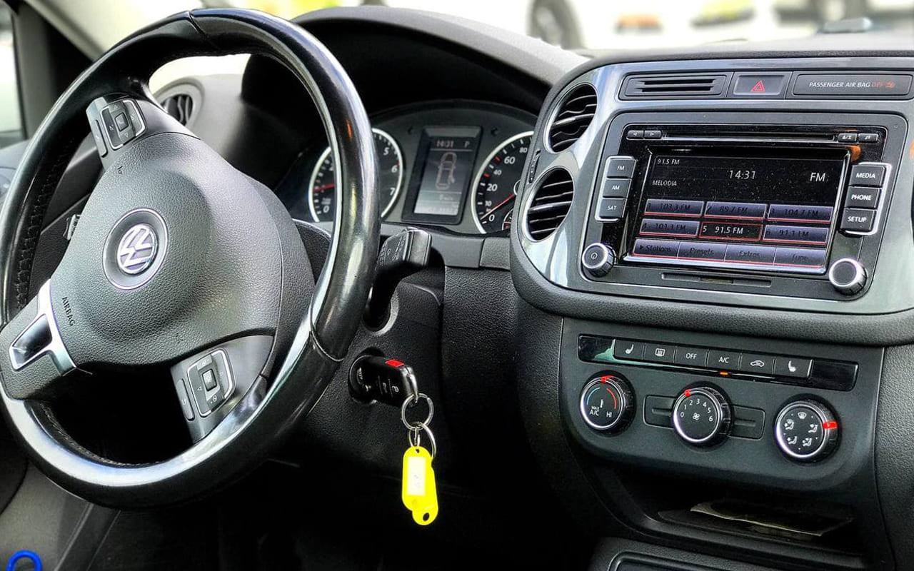 Volkswagen Tiguan 2013 фото №18