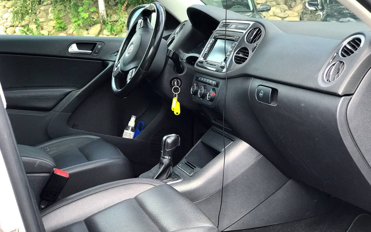Volkswagen Tiguan 2013 фото №19