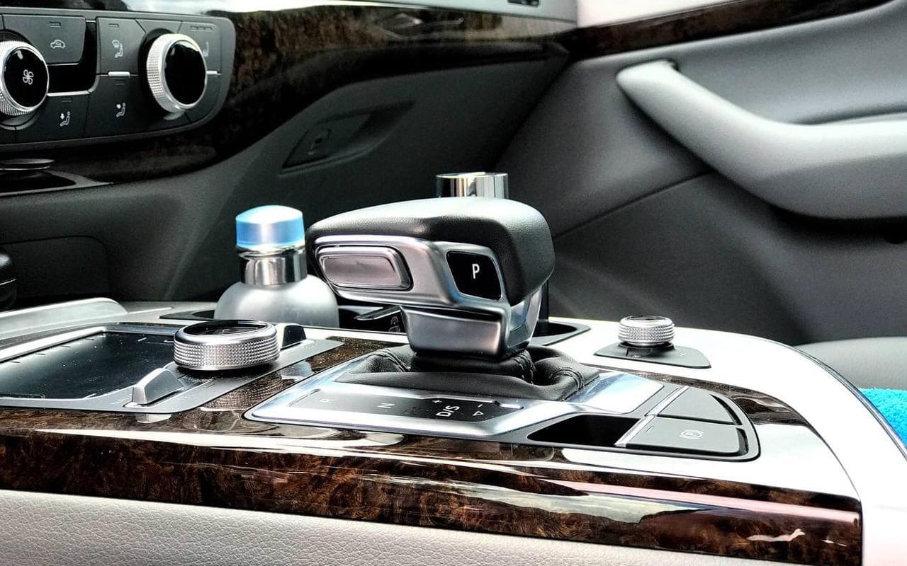 Audi Q7 Premium Plus 2019 фото №17