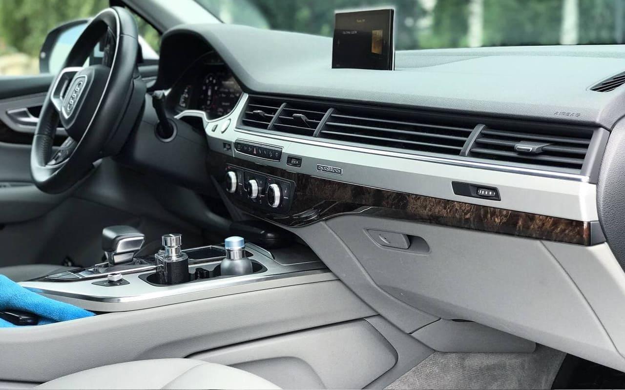 Audi Q7 Premium Plus 2019 фото №19