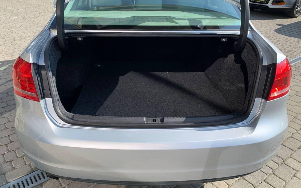 Volkswagen Passat 2015 фото №18