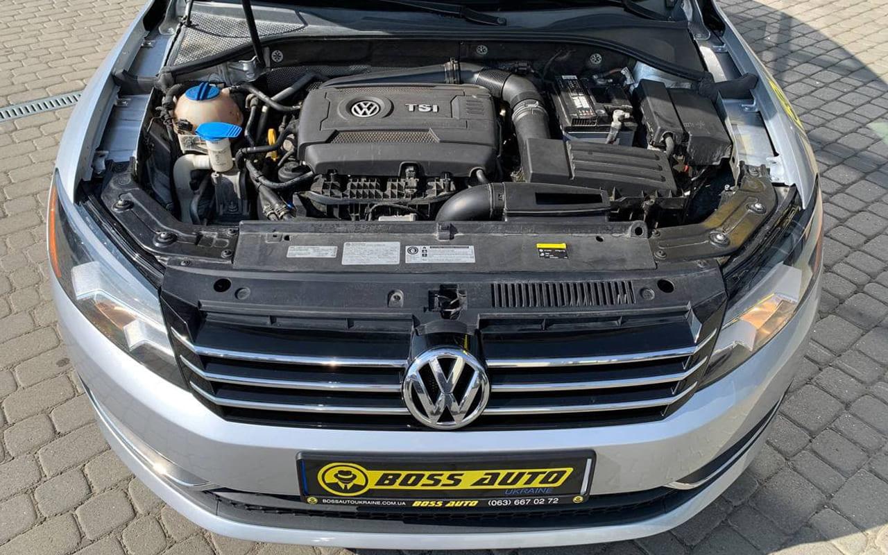 Volkswagen Passat 2015 фото №19