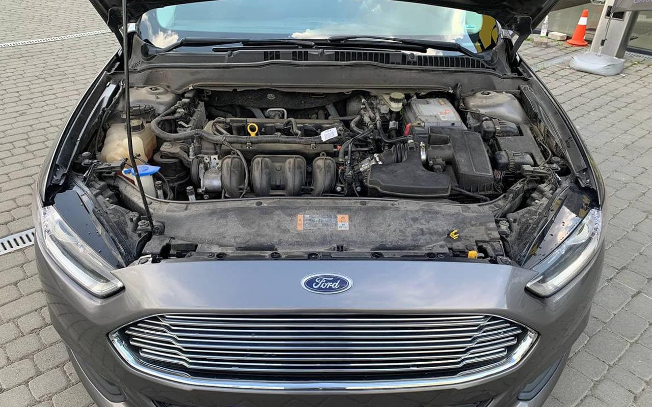 Ford Fusion Se 2013 фото №20