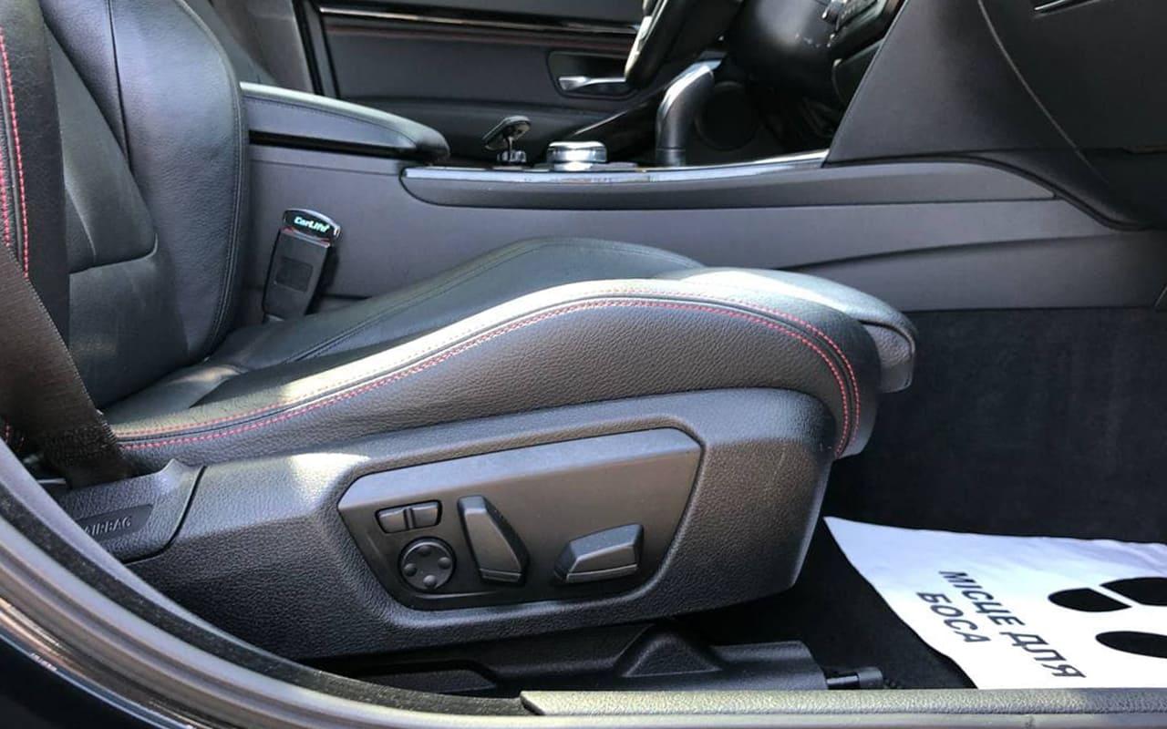 BMW 335 2013 фото №19