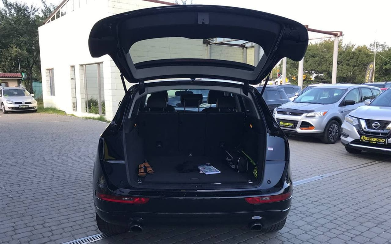 Audi Q5 Premium 2013 фото №19