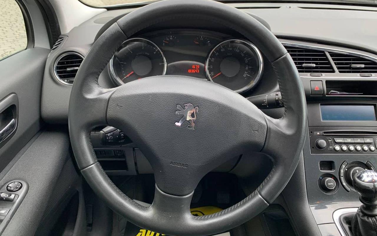 Peugeot 3008 2012 фото №14