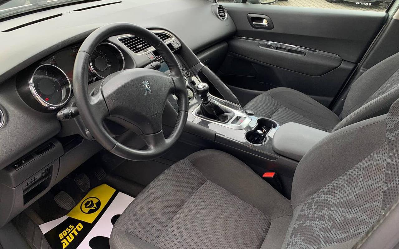 Peugeot 3008 2012 фото №17