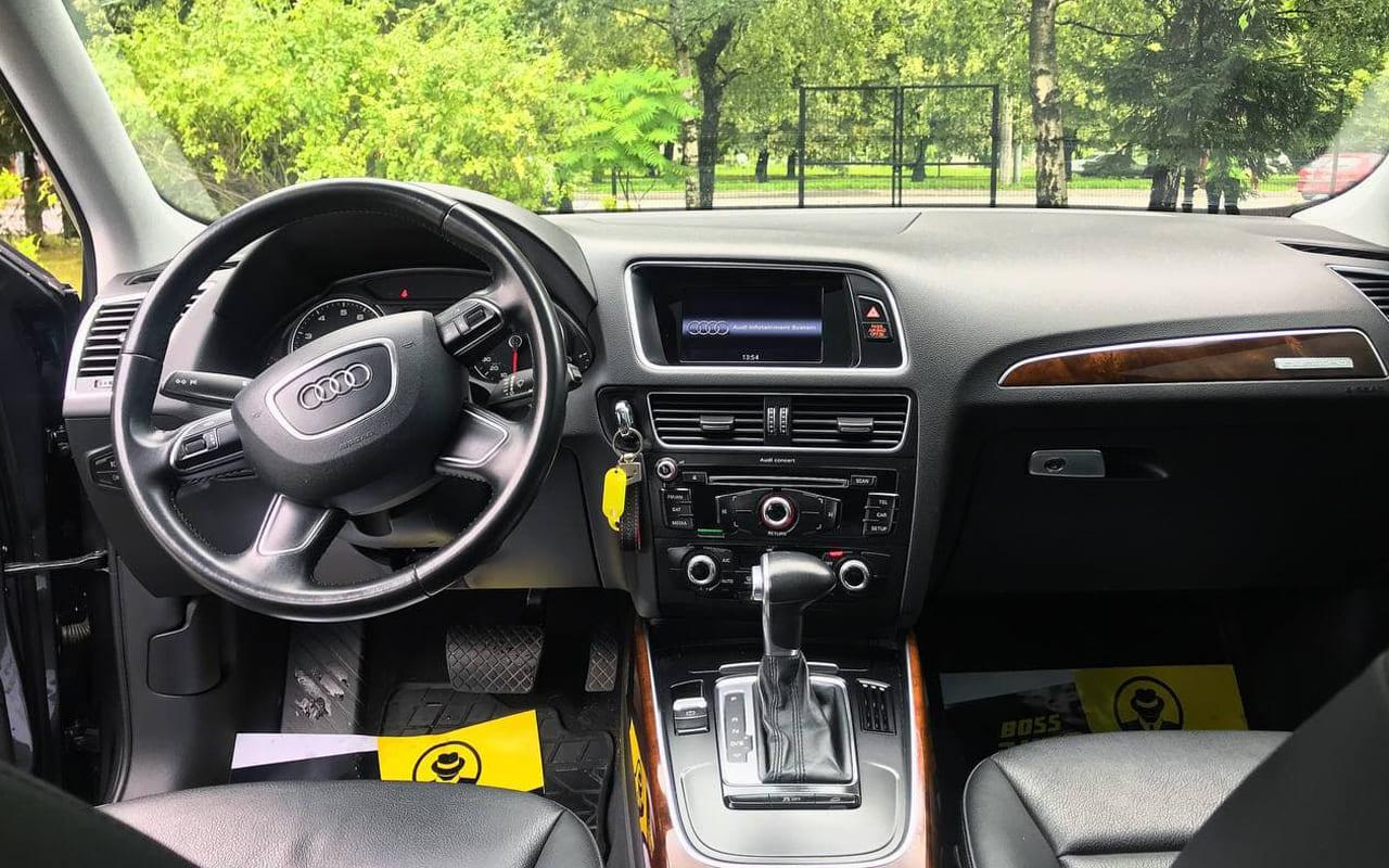 Audi Q5 Premium 2014 фото №15
