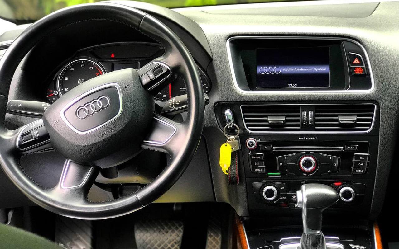 Audi Q5 Premium 2014 фото №16