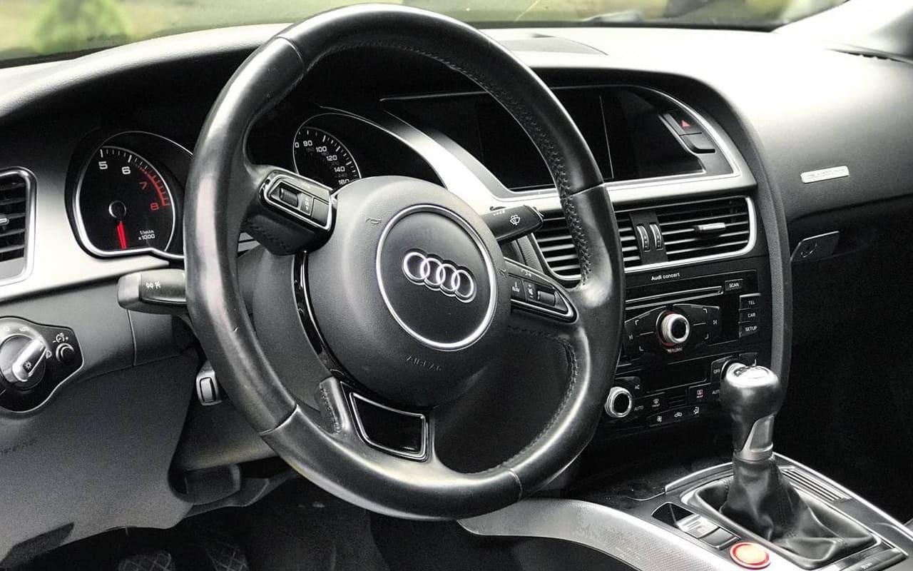 Audi A5 Premium Plus 2014 фото №11