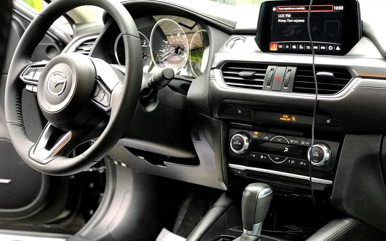 Mazda 6 Touring 2017 фото №13