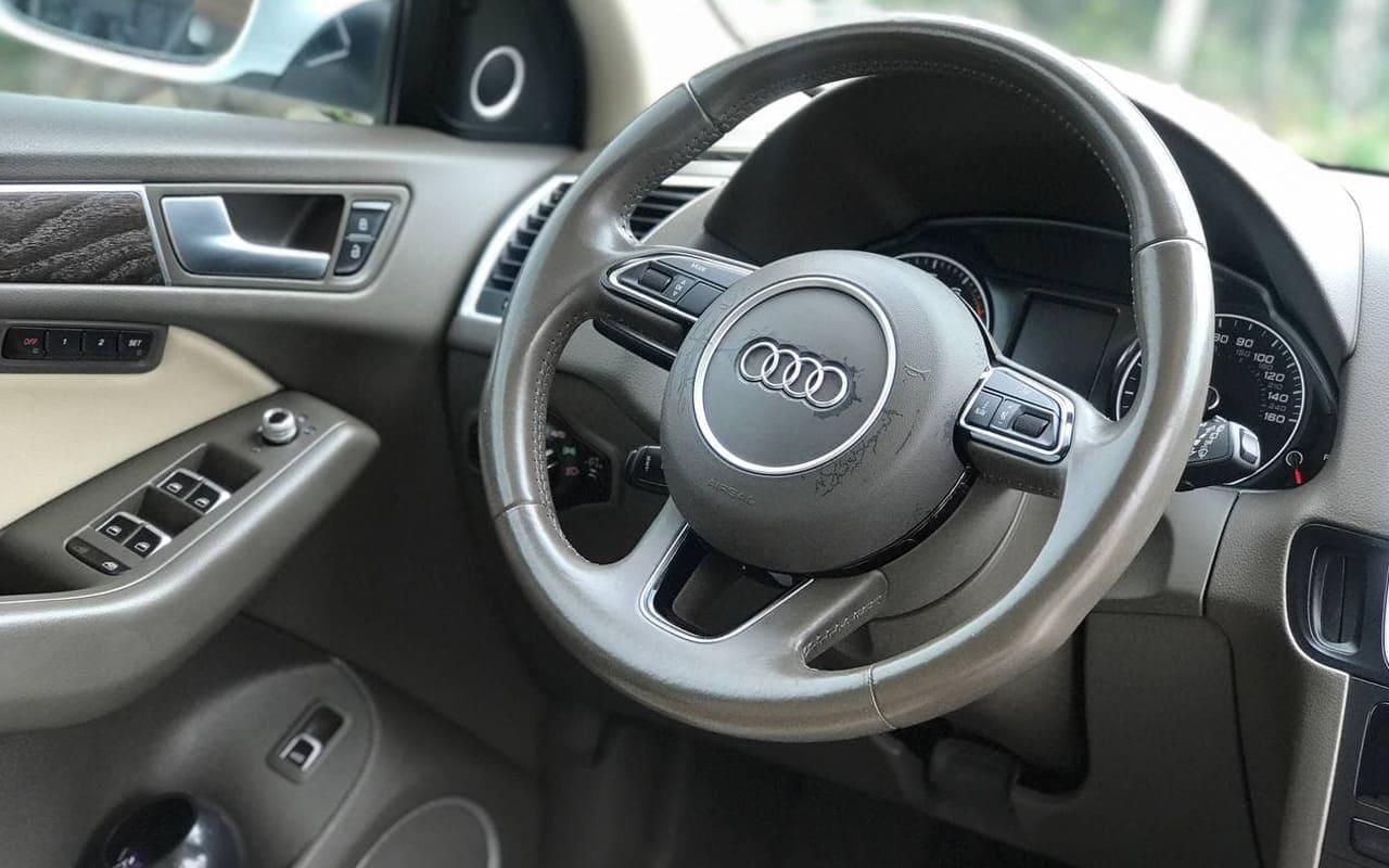 Audi Q5 Premium Plus 2015 фото №16