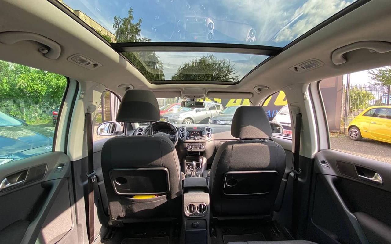 Volkswagen Tiguan 2011 фото №15