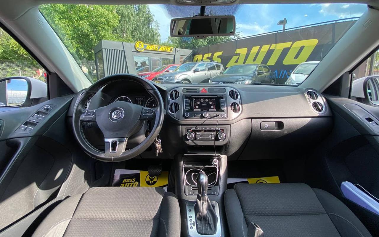 Volkswagen Tiguan 2011 фото №16