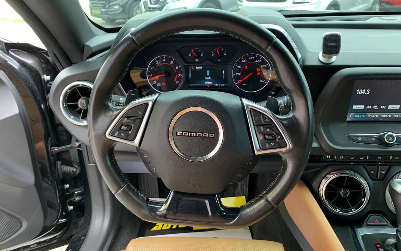 Chevrolet Camaro RS 2016 фото №16