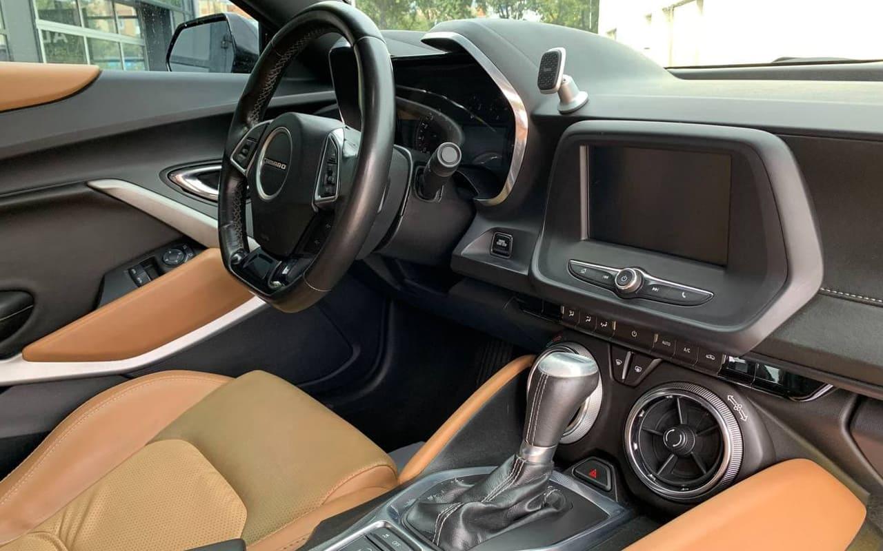 Chevrolet Camaro RS 2016 фото №18