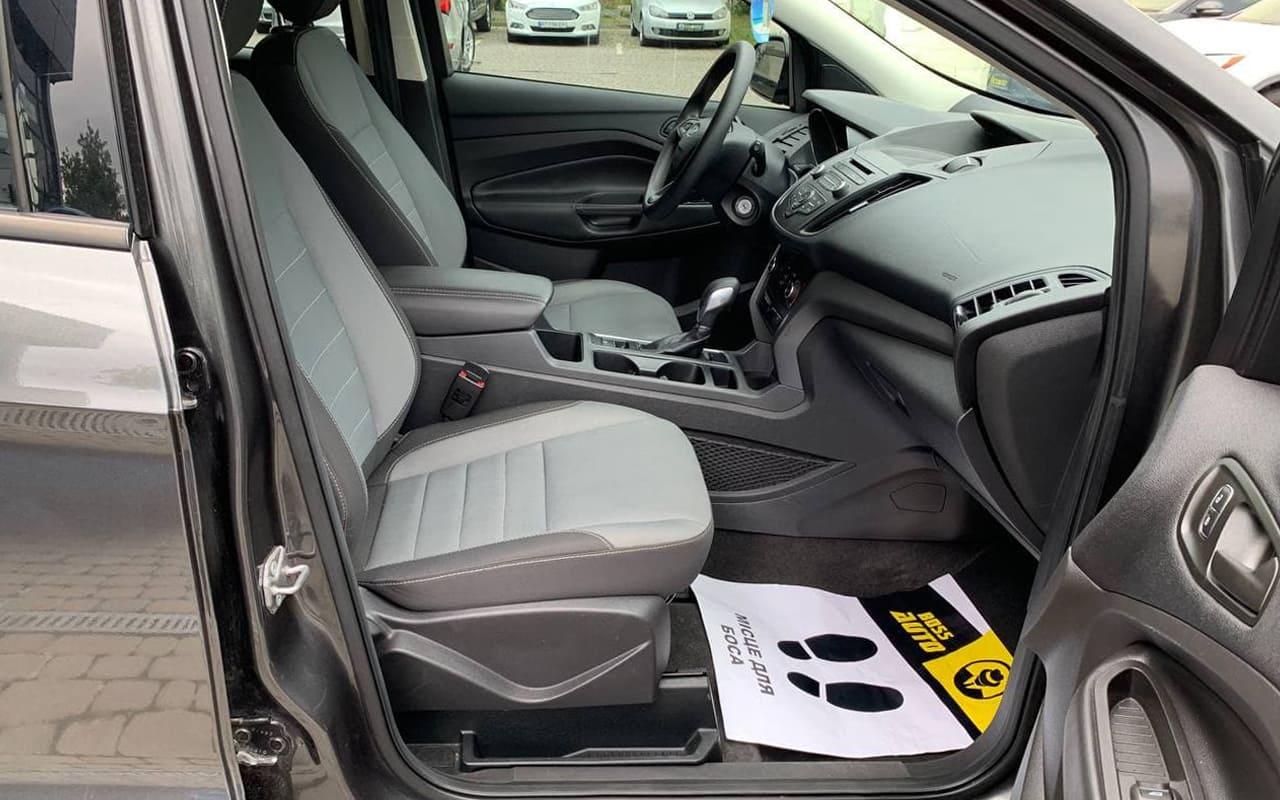 Ford Escape S 2018 фото №16
