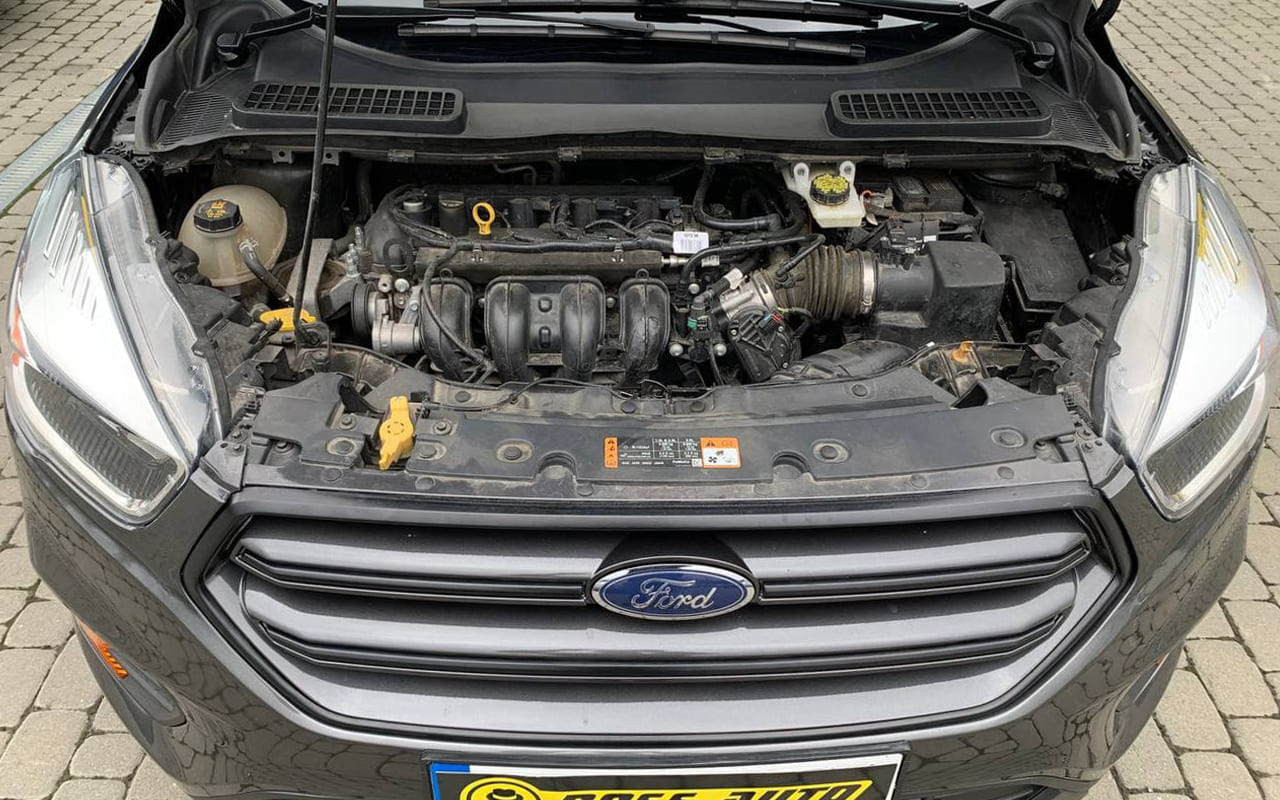 Ford Escape S 2018 фото №18