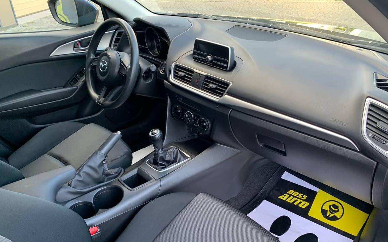 Mazda 3 Sport 2018 фото №15