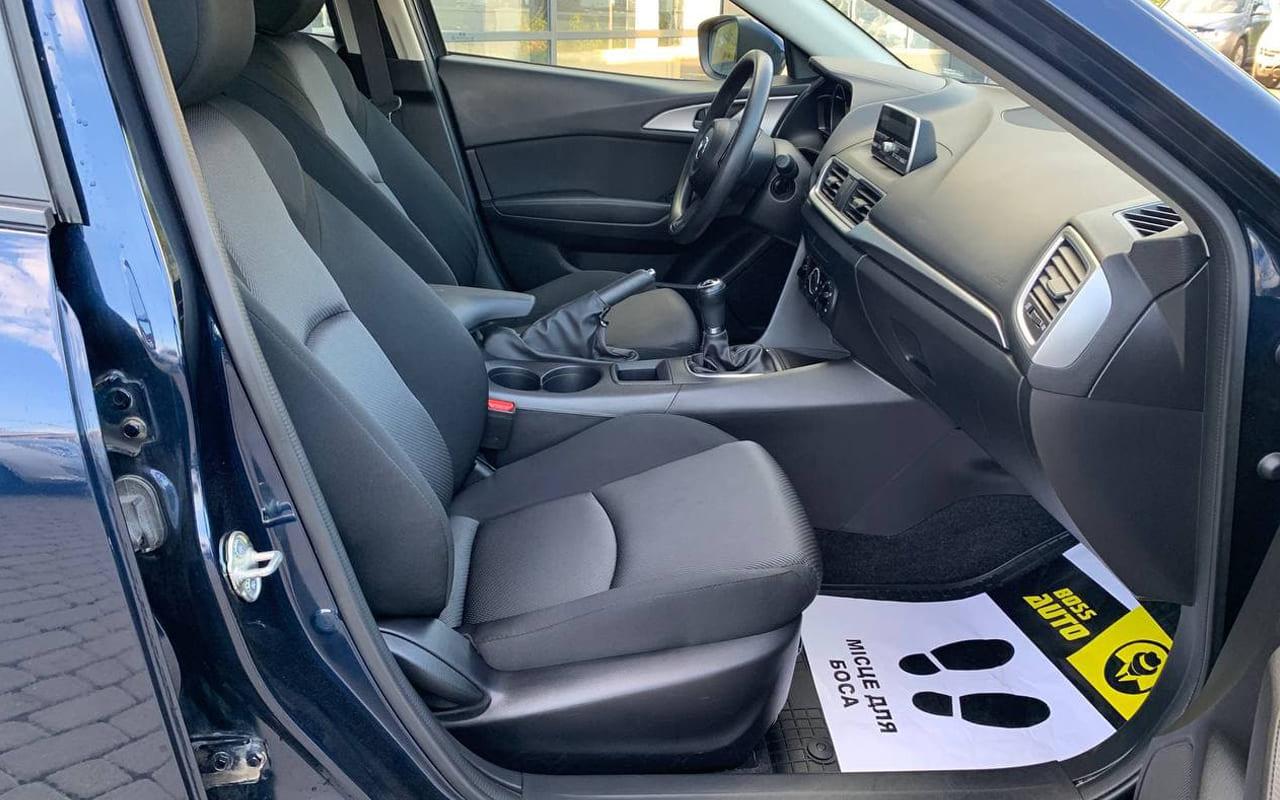 Mazda 3 Sport 2018 фото №16