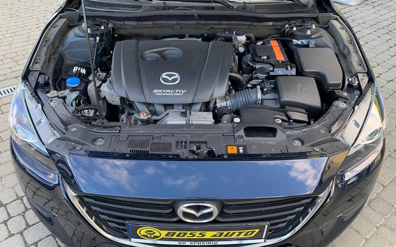 Mazda 3 Sport 2018 фото №19