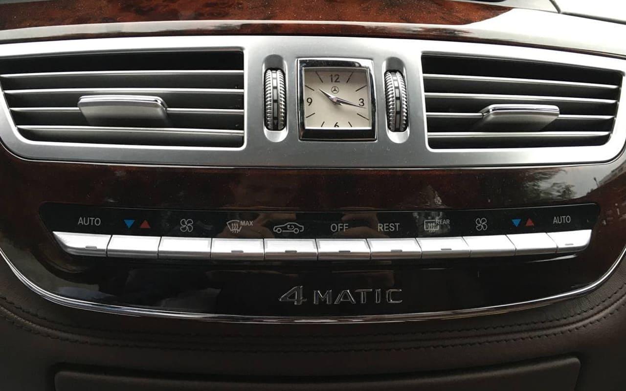 Mercedes-Benz S 500 4Matic 2011 фото №16