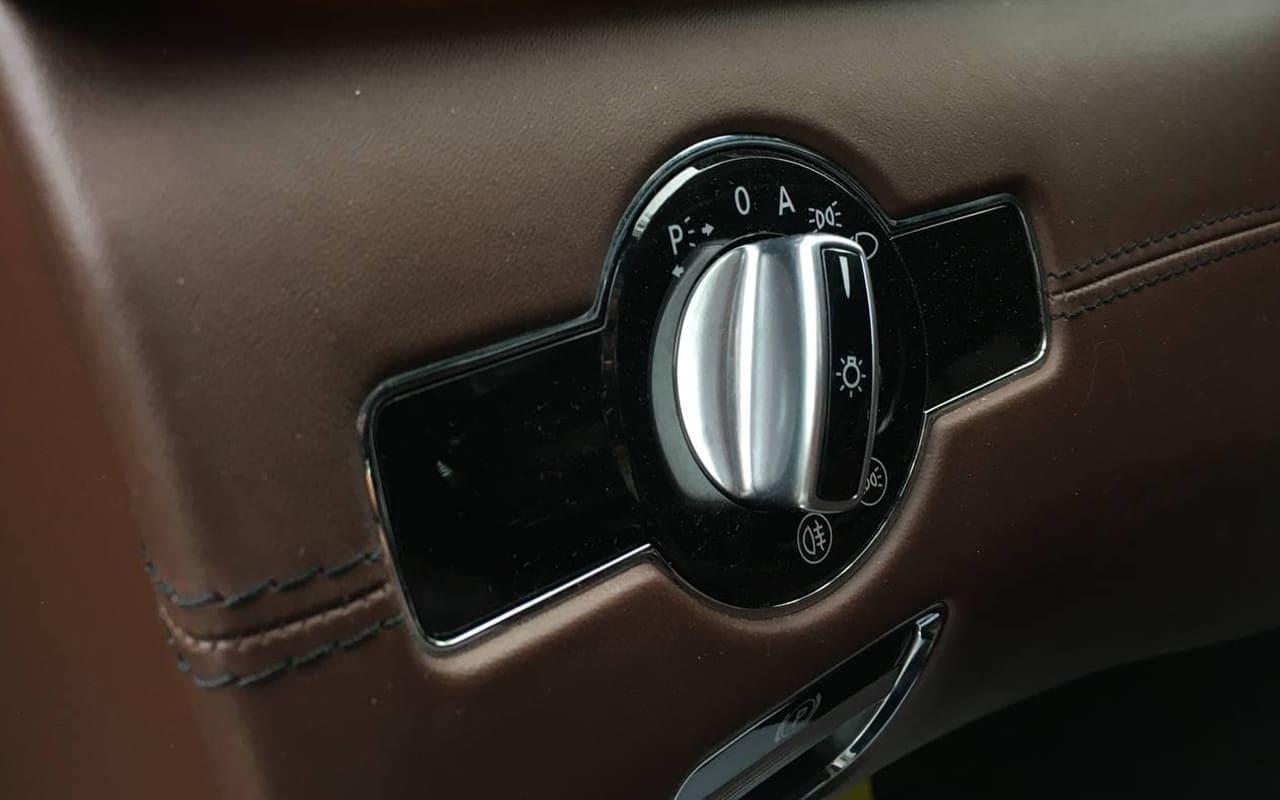 Mercedes-Benz S 500 4Matic 2011 фото №20